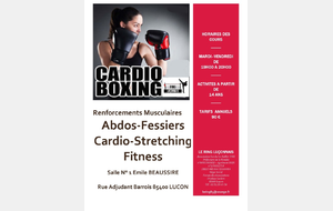 Section Cardio Boxing